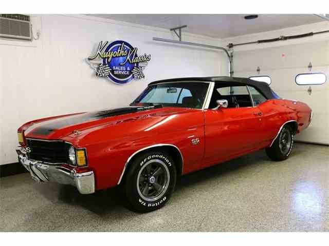 1972 Chevrolet Chevelle | 1024453