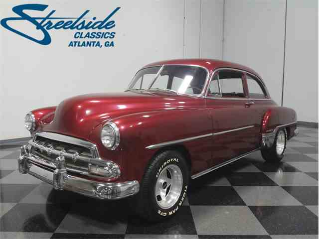 Picture of Classic '52 Chevrolet Custom located in Georgia Offered by Streetside Classics - Atlanta - LYH8