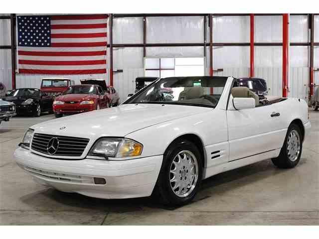 1998 Mercedes-Benz SL500   1024466