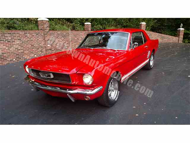 1966 Ford Mustang | 1024469