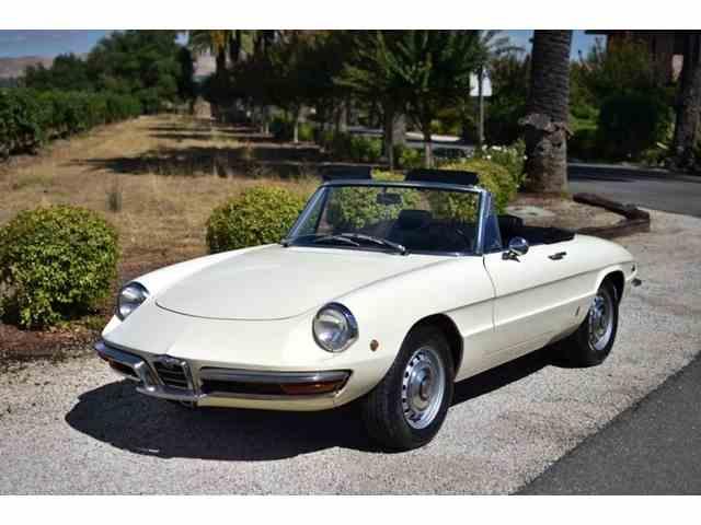 1969 Alfa Romeo Spider | 1024470
