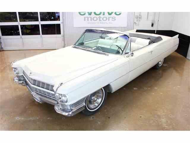 1964 Cadillac DeVille | 1024471