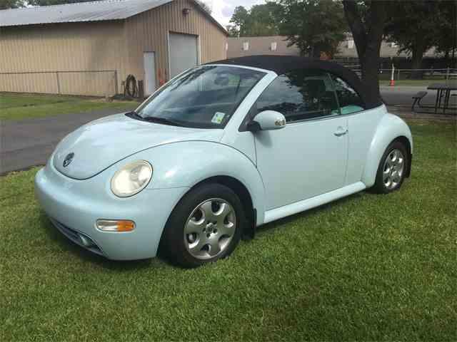 2004 Volkswagen Beetle | 1024474