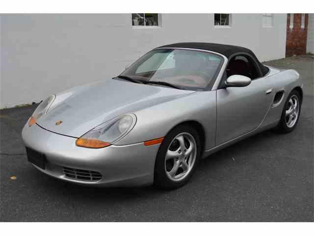 1999 Porsche Boxster | 1024477