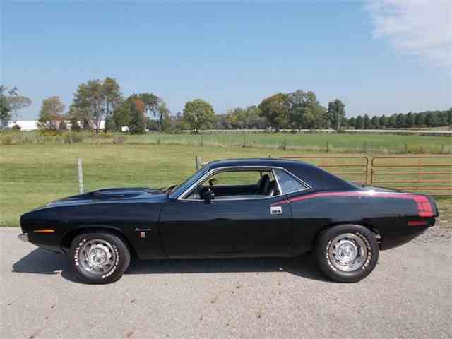 1970 Plymouth Barracuda | 1024487
