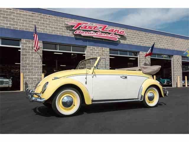 1962 Volkswagen Beetle   1020449