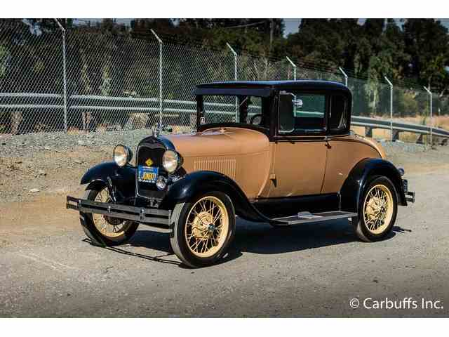 1929 Ford Model A | 1024491