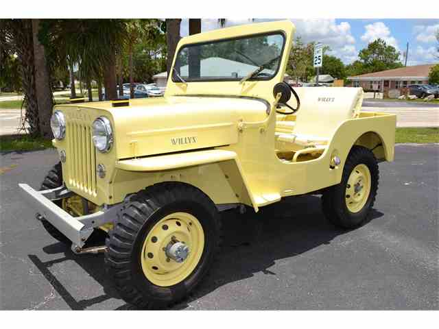 1954 Willys CJ-3B | 1024493