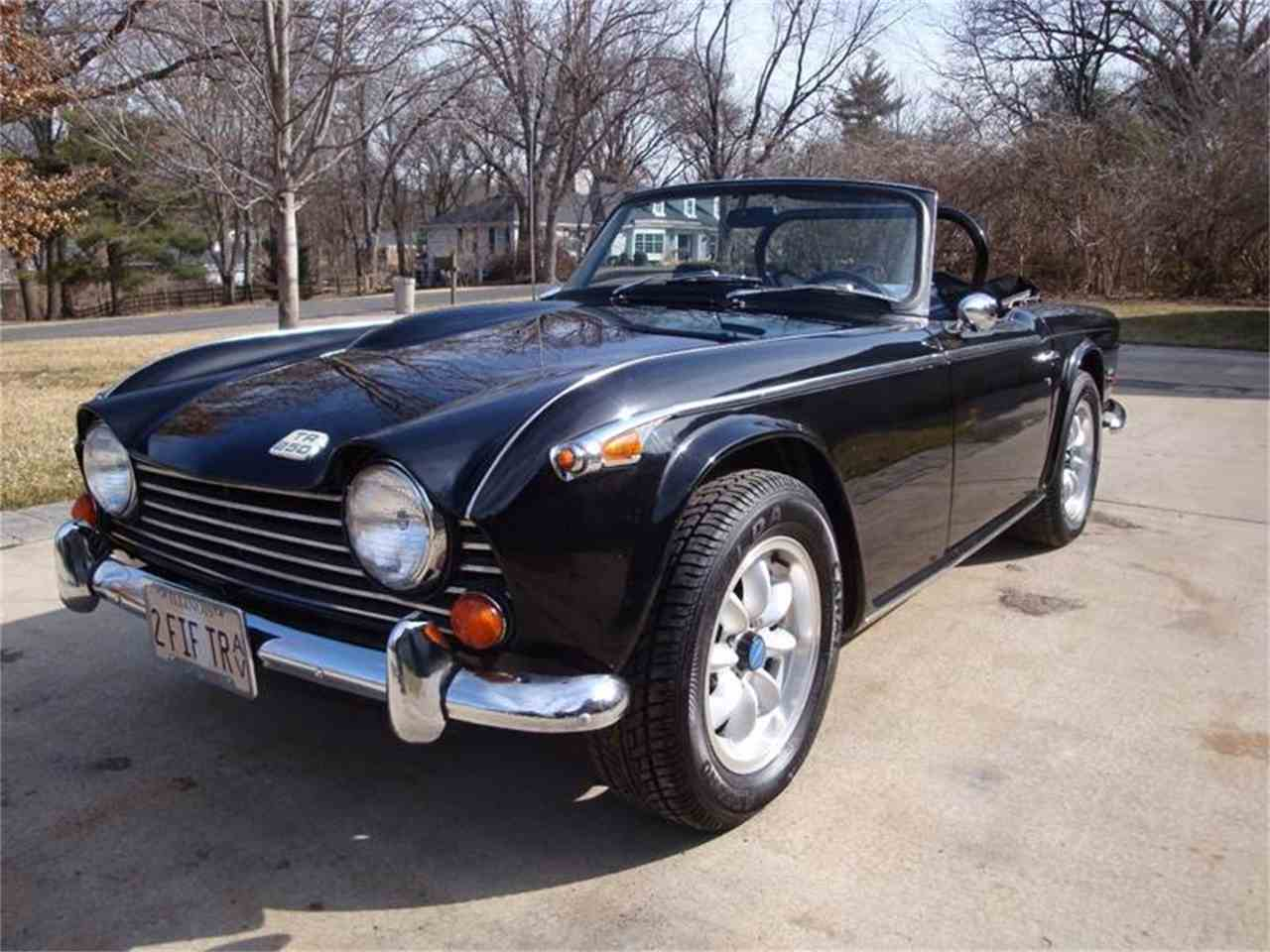 1968 triumph tr250 for sale cc 1024500. Black Bedroom Furniture Sets. Home Design Ideas