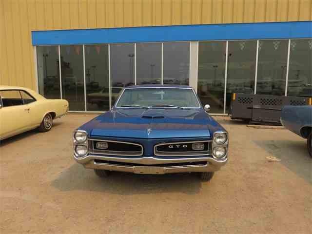 1966 Pontiac GTO | 1024508