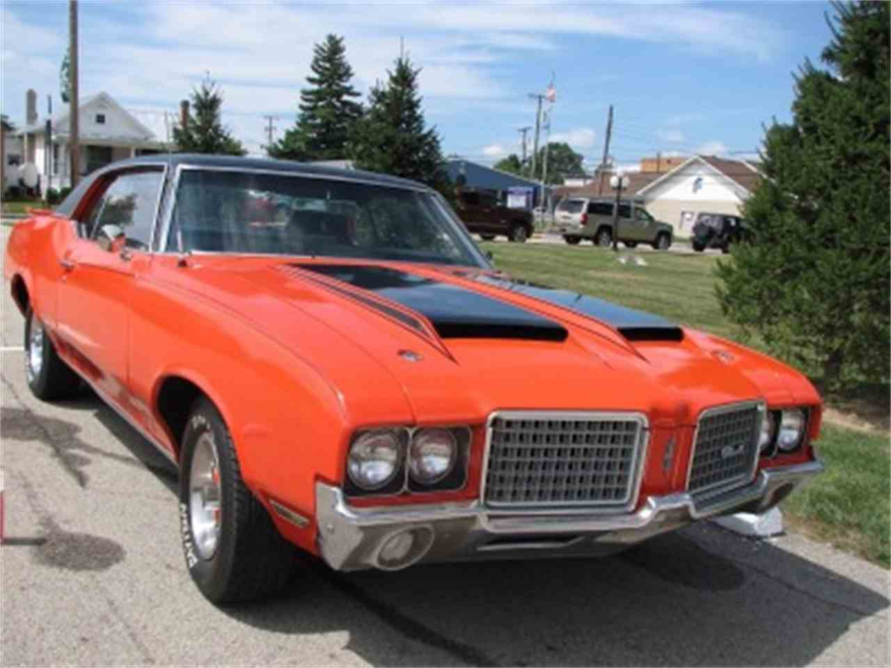 1972 Oldsmobile Cutlass for Sale - CC-1020451
