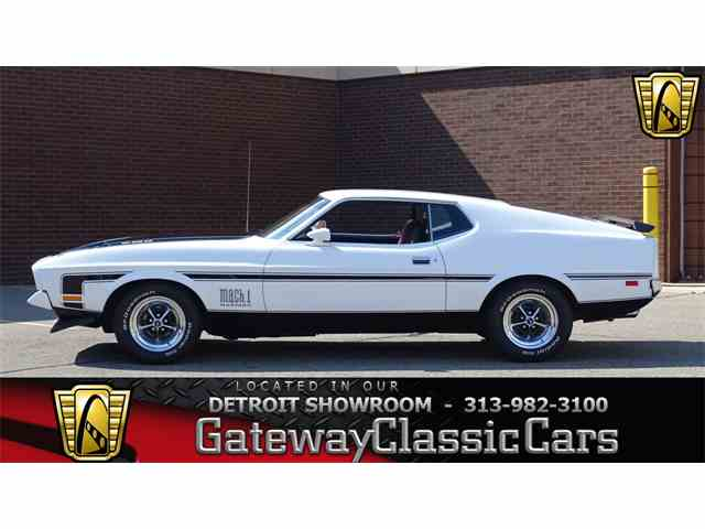 1971 Ford Mustang | 1020452