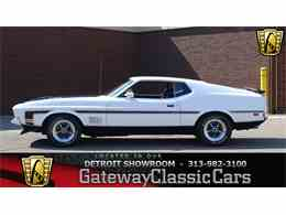 Picture of Classic 1971 Ford Mustang located in Dearborn Michigan Offered by Gateway Classic Cars - Detroit - LVDW