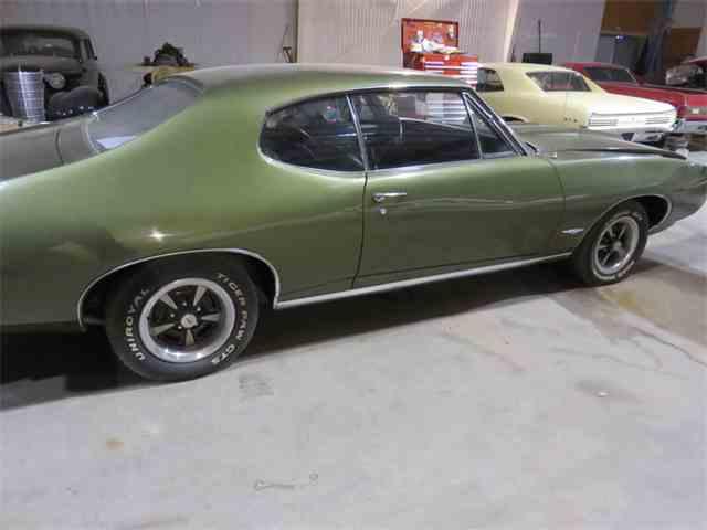 1968 Pontiac GTO | 1024522