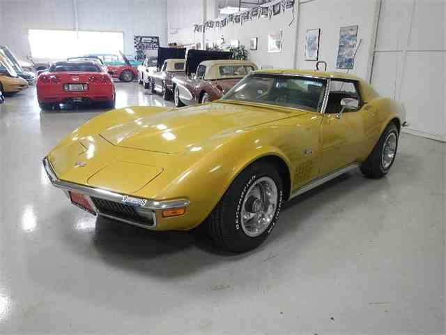 1971 Chevrolet Corvette | 1024525