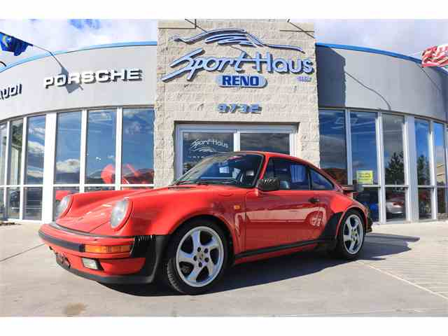 1985 Porsche 911 Euro Wide Body Turbo Look | 1024532