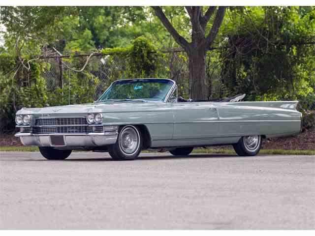 1963 Cadillac Series 62 | 1024539