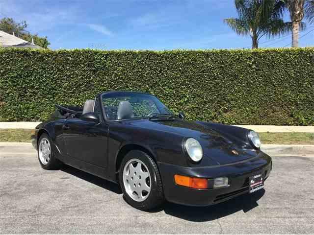 1992 Porsche 911 | 1024540