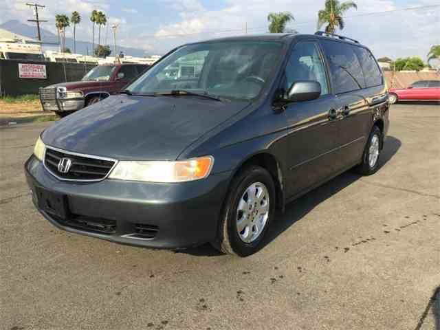 2004 Honda Odyssey   1024541