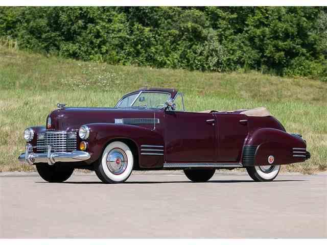 1941 Cadillac Series 62 | 1024545