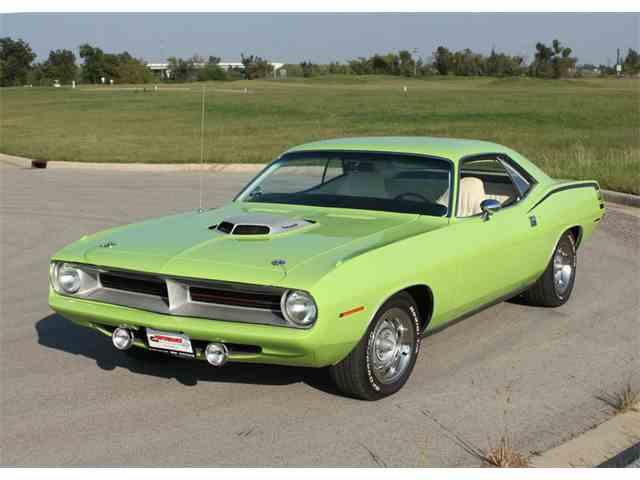 1970 Plymouth Cuda | 1024548