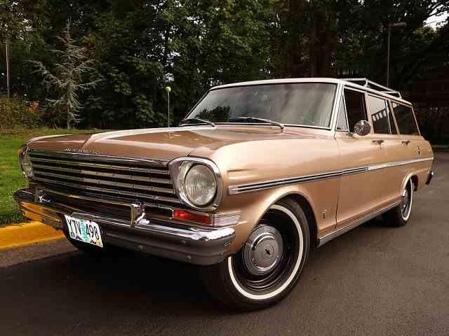 1963 Chevrolet Nova | 1024552