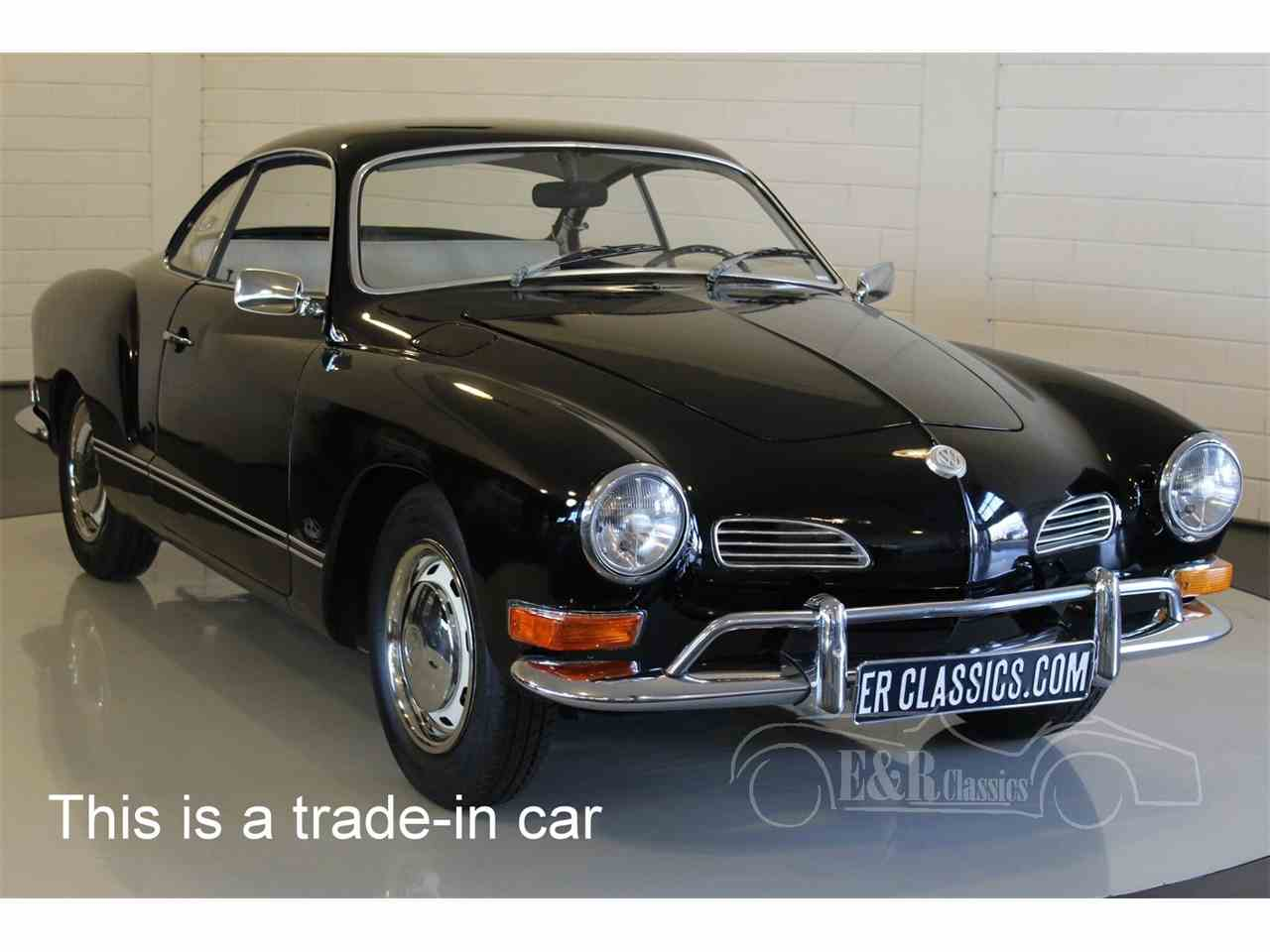 1970 volkswagen karmann ghia for sale cc 1024574. Black Bedroom Furniture Sets. Home Design Ideas