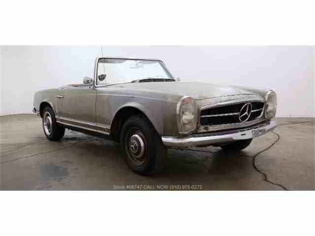 1965 Mercedes-Benz 230SL | 1020458