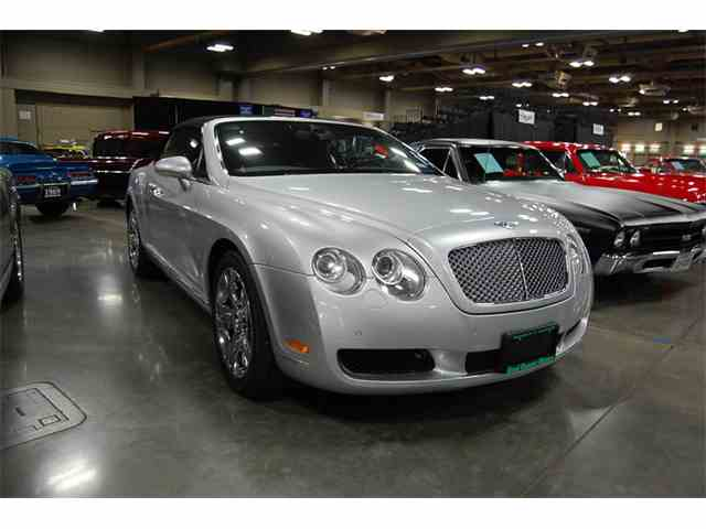 2007 Bentley Continental | 1024580