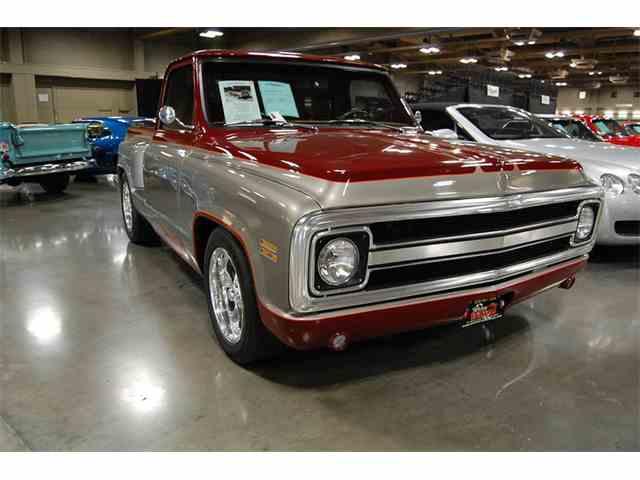 1970 Chevrolet C10 | 1024581