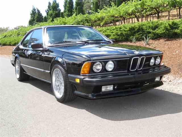 1987 BMW M6 | 1024584