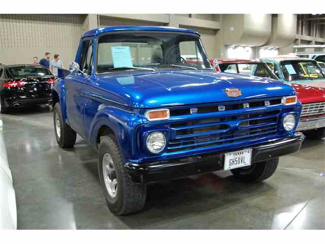 Picture of '66 F100 - LYKT