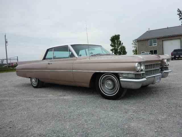 1963 Cadillac Series 62 | 1024595