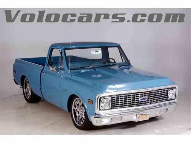 1972 Chevrolet C10 | 1020046