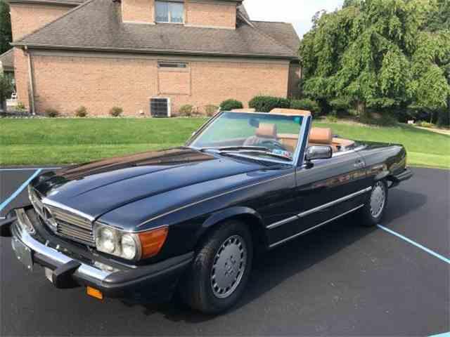 1986 Mercedes-Benz 560SL | 1024602