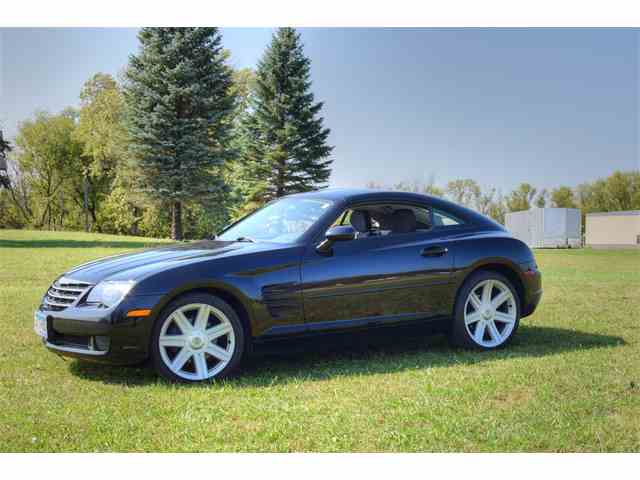 2005 Chrysler Crossfire | 1024603