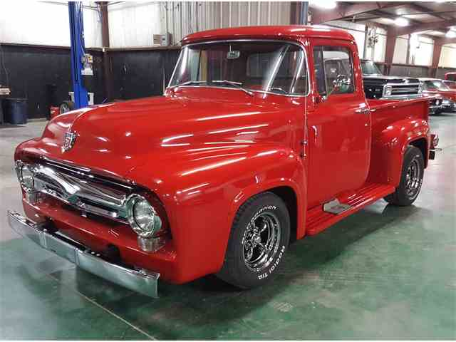 Picture of '56 F100 - LYLD