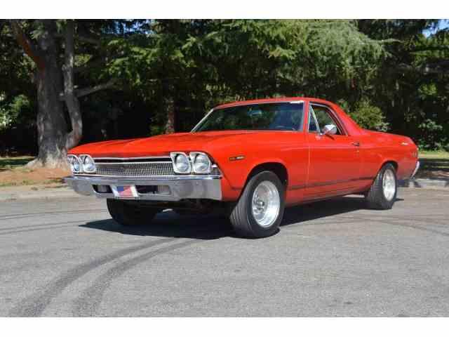 1969 Chevrolet El Camino | 1020462