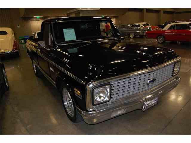 1972 Chevrolet C10 | 1024621