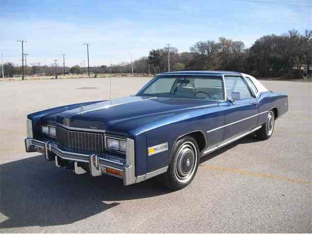 Picture of '76 Eldorado - LYLS