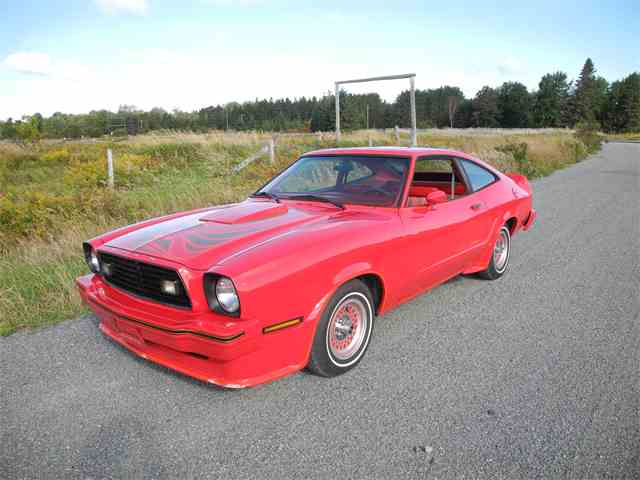 1978 Ford Mustang | 1024631