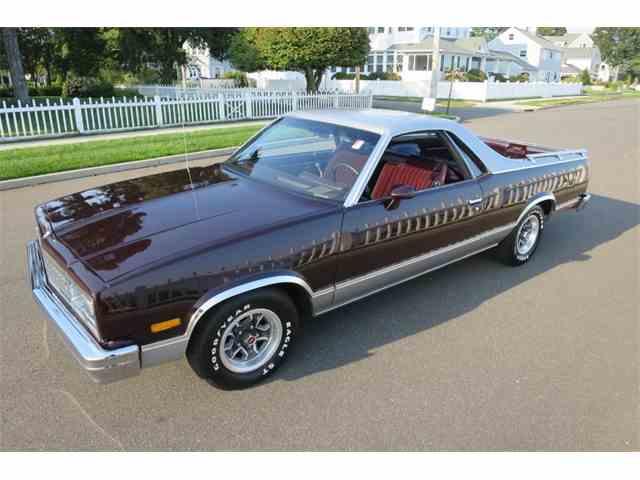 1985 Chevrolet El Camino | 1020464
