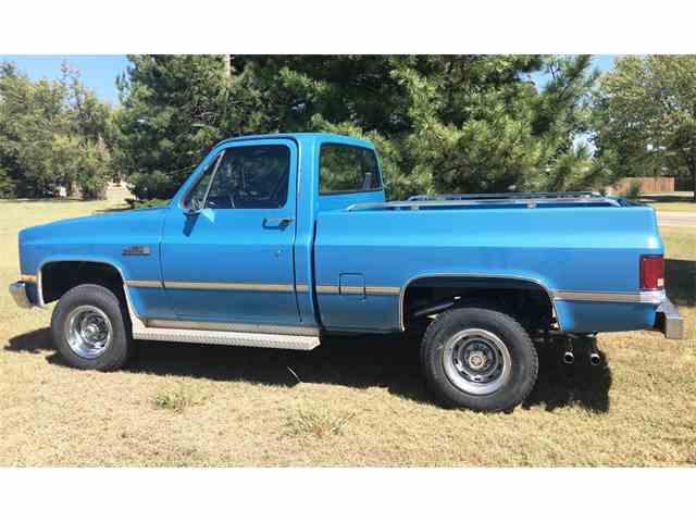 1985 GMC Sierra | 1024643