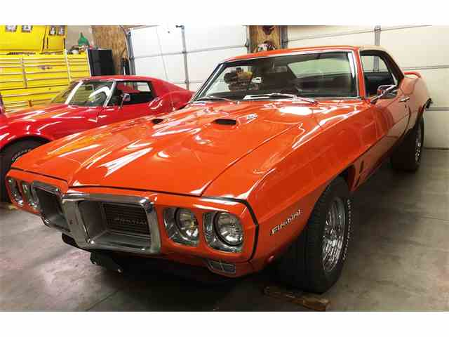 1969 Pontiac Firebird | 1024646
