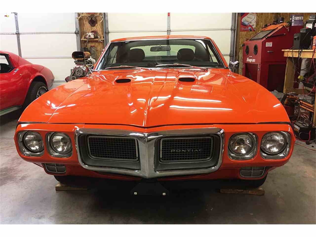 1969 pontiac firebird for sale cc 1024646. Black Bedroom Furniture Sets. Home Design Ideas