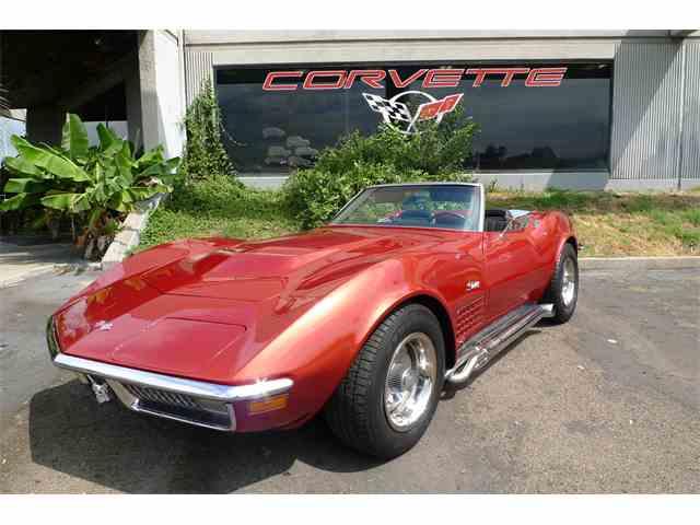 1971 Chevrolet Corvette | 1024655