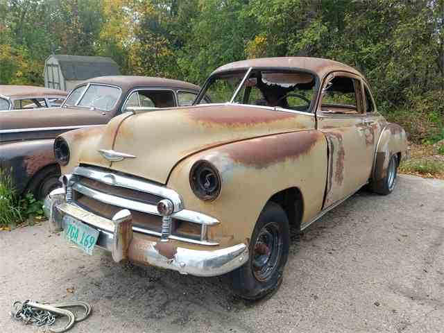 1950 Chevrolet Coupe | 1024656