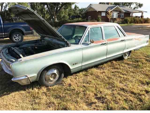 1966 Chrysler New Yorker | 1024659
