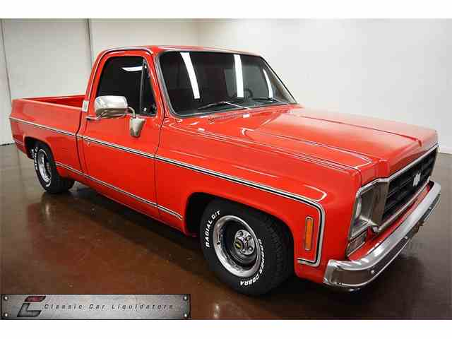 1977 Chevrolet C10 | 1020466