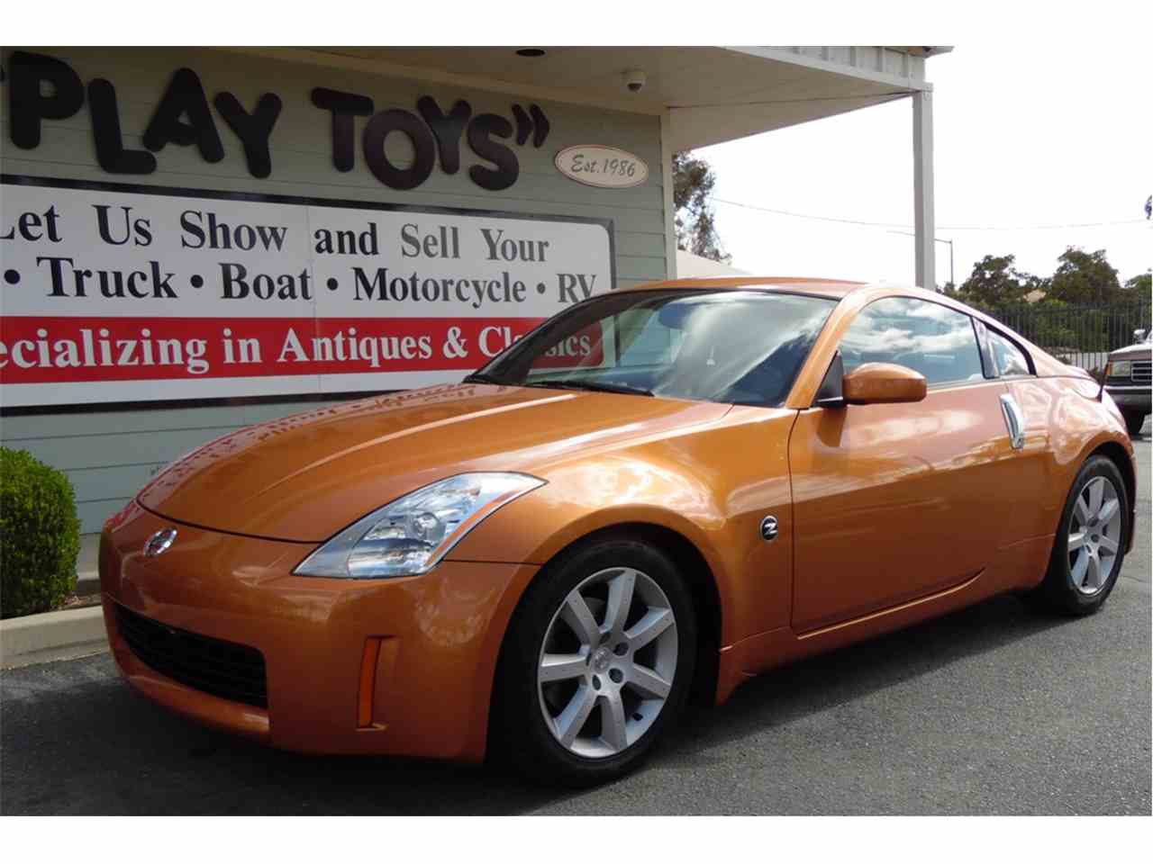 Large Picture Of 2003 350Z